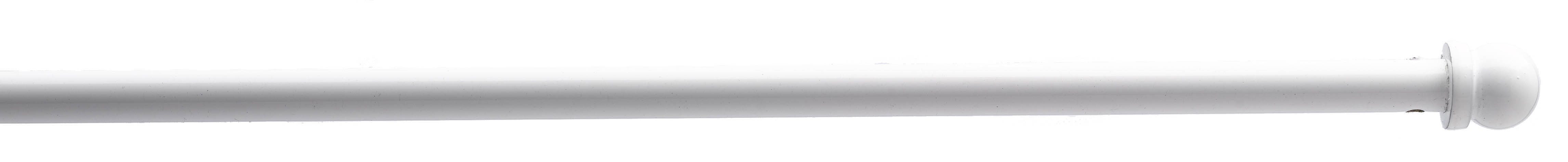 Tringle ronde Blanc (Blanc)