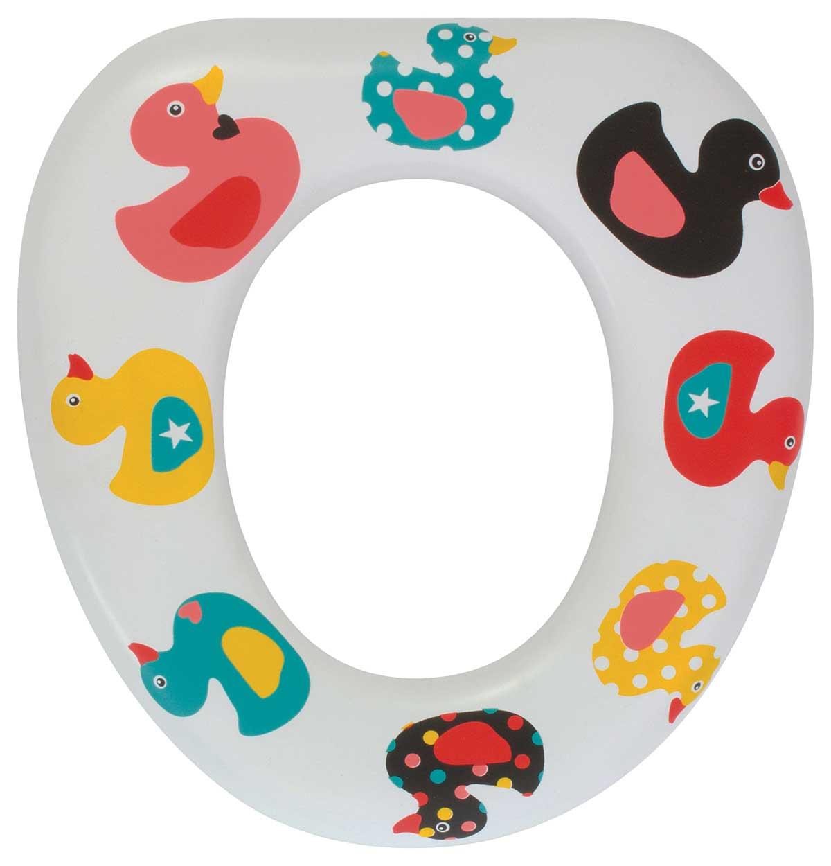 Siège Réducteur WC pour Enfant (Multicolore)
