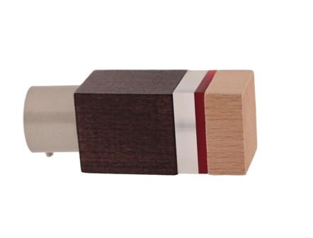 Embout Prisme diamètre 28 mm rouge (Rouge)