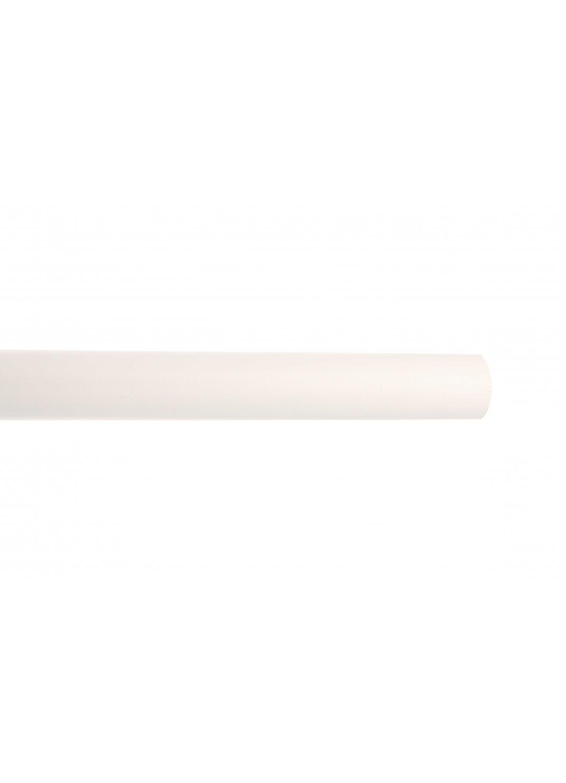 Barre Samba diamètre 28 mm blanc mat (Blanc Mat)
