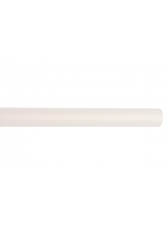 Barra de cortina metal ø 20 mm (Blanco)