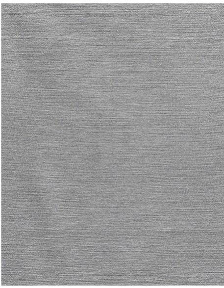 Tissu Gris Plastifié en 70% Polyester et 30% Coton - Gris - 2.8 m