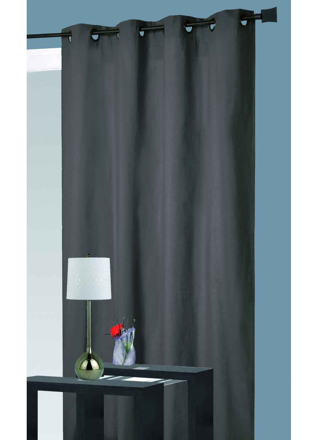 rideau isolant thermique anthracite p trole perle noir rouge taupe lin. Black Bedroom Furniture Sets. Home Design Ideas