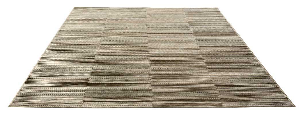 tapis intrieurextrieur effet tress sable - Tapis Exterieur