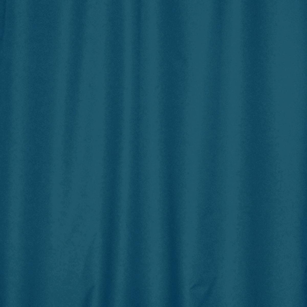 Toile d'ameublement outdoor - Bleu Paon - 1.5 m