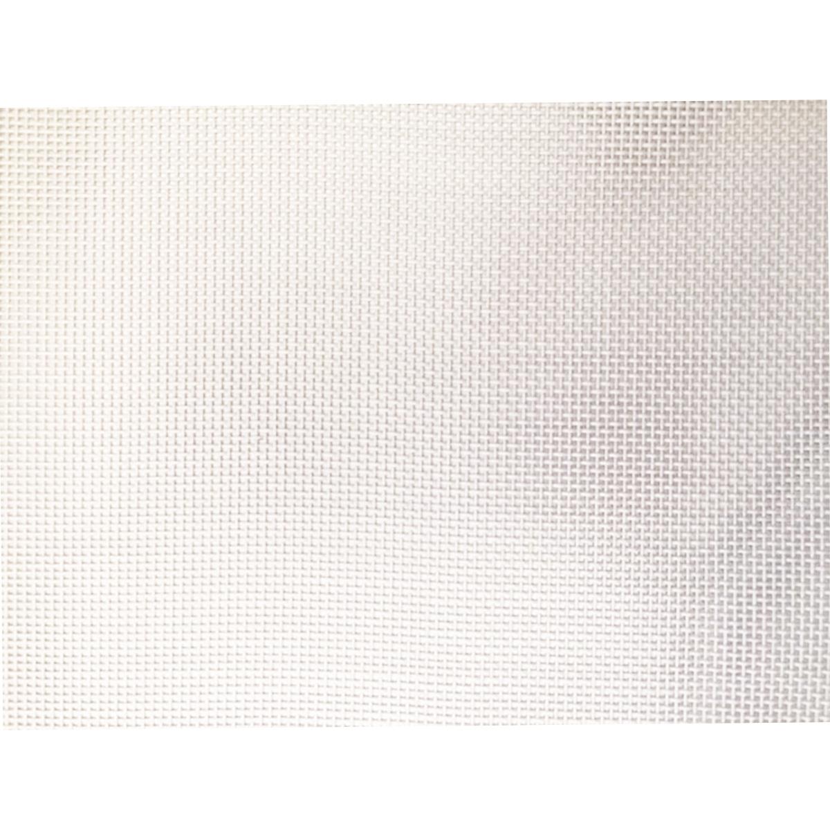 Toile au mètre pour mobilier extérieur - Blanc - 1.4 m