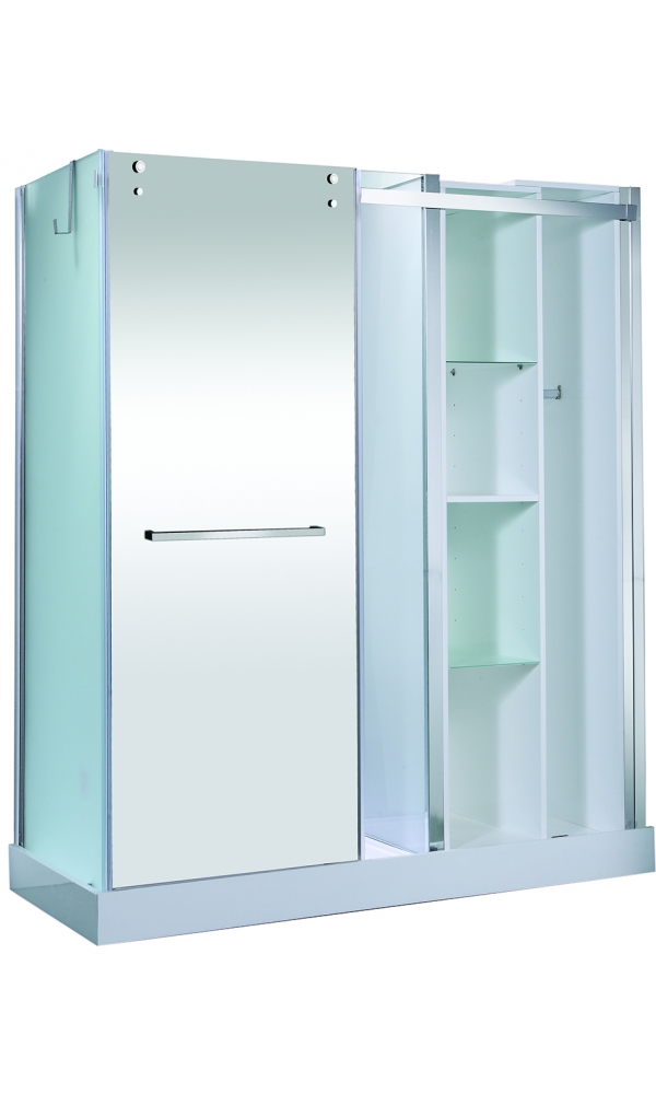 Cabine de douche meublante Fastnew