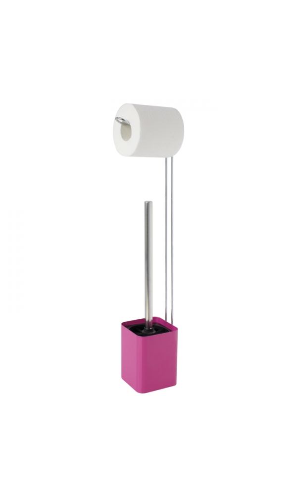 accessoires wc roses homebain vente accessoires wc roses pas cher. Black Bedroom Furniture Sets. Home Design Ideas