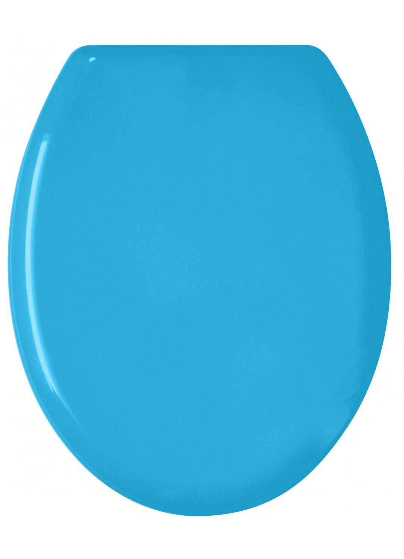 abattant wc color bleu uni bleu homebain vente en ligne abattants wc. Black Bedroom Furniture Sets. Home Design Ideas