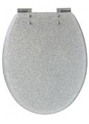 Abattant WC 'Glitter' pailleté Design