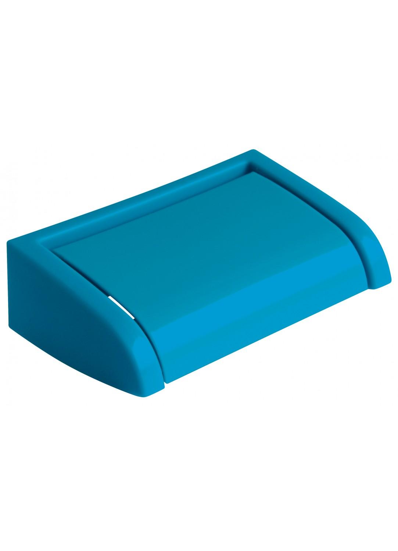 Dérouleur WC 'Color' Uni (Bleu)