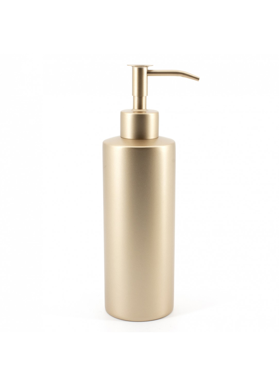 Distributeur de savon inox doré (Champagne)