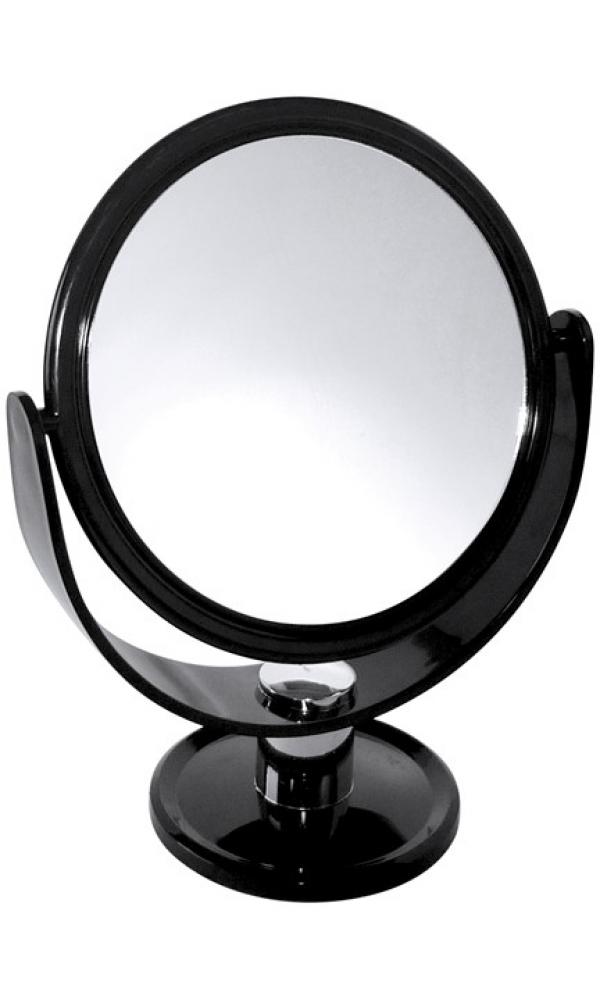 Miroir à pied Noir