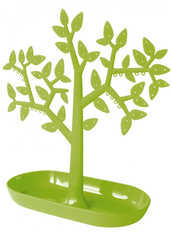 Arbre a bijoux arbol vert vert homebain vente en for Accessoire de salle de bain vert
