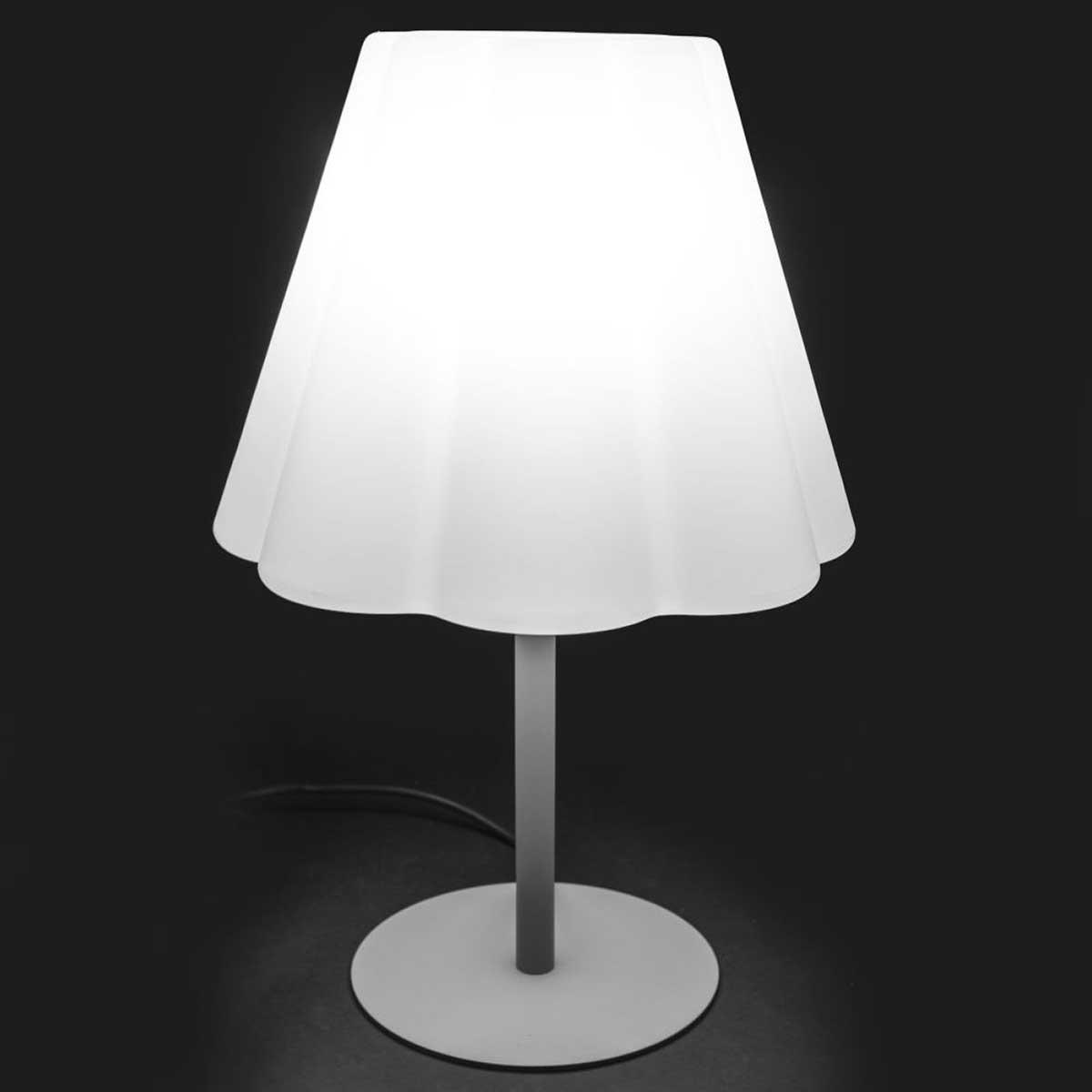 Lampe de table d'extérieur - Banc - 39.00 cm x 39.00 cm x 60.00 cm