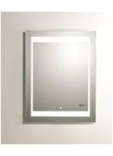 Miroir 'Led Silver Futura'