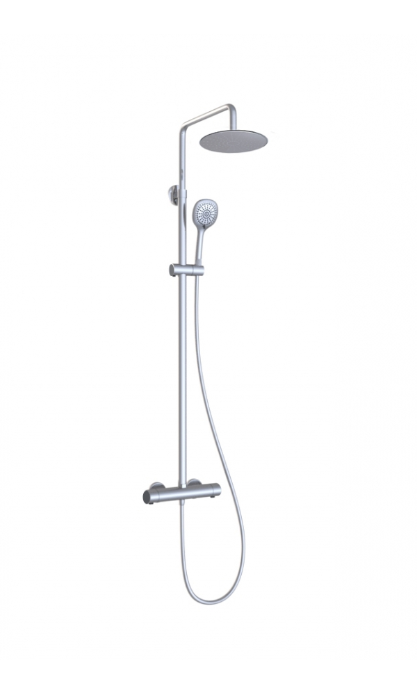 Colonne de douche Shower Set  (Chromé)