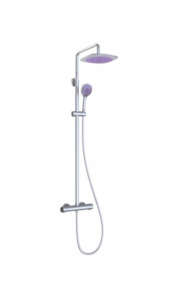 Colonne de douche Shower Set  (Violet)