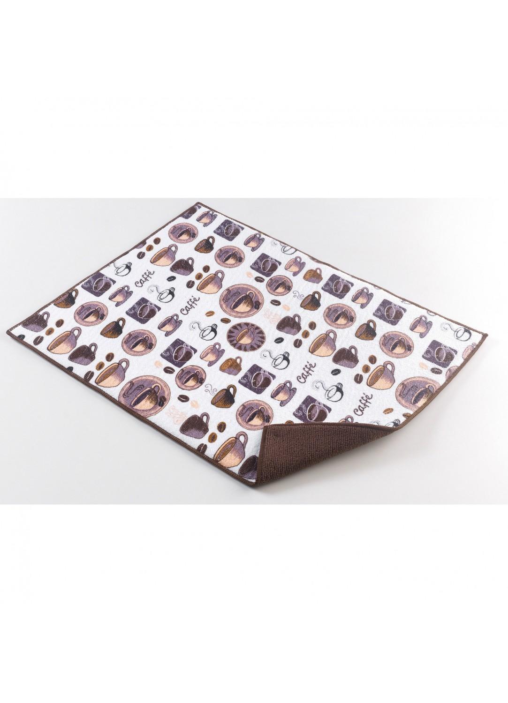Tapis d Evier en Microfibre u00e0 Motifs (Choco) - Homemaison : vente en ...