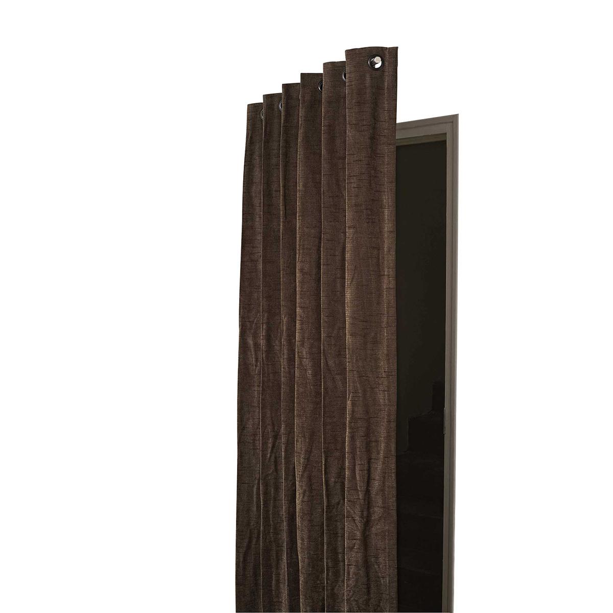 Tringle De Porte Entree tringle portière recoupable (gris), (blanc) - homemaison