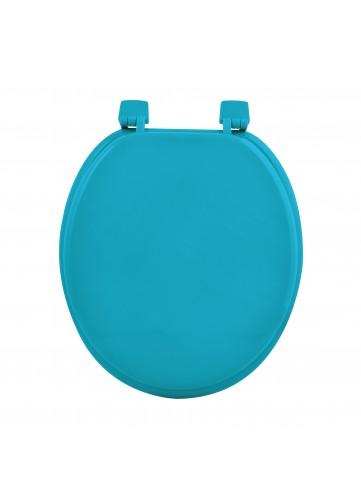 Abattants wc bleus homebain vente abattants wc bleus pas cher - Abattant wc taille non standard ...