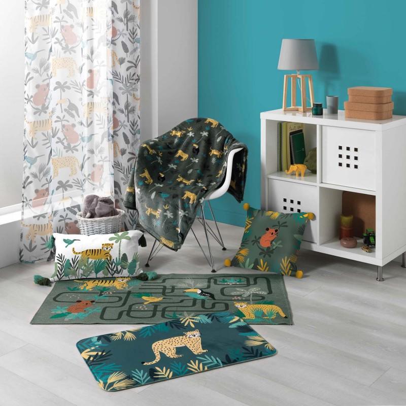 Tapis jungle (Multicolors)