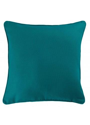 Housse de Coussin Colorée - Bleu - 60 x 60 cm