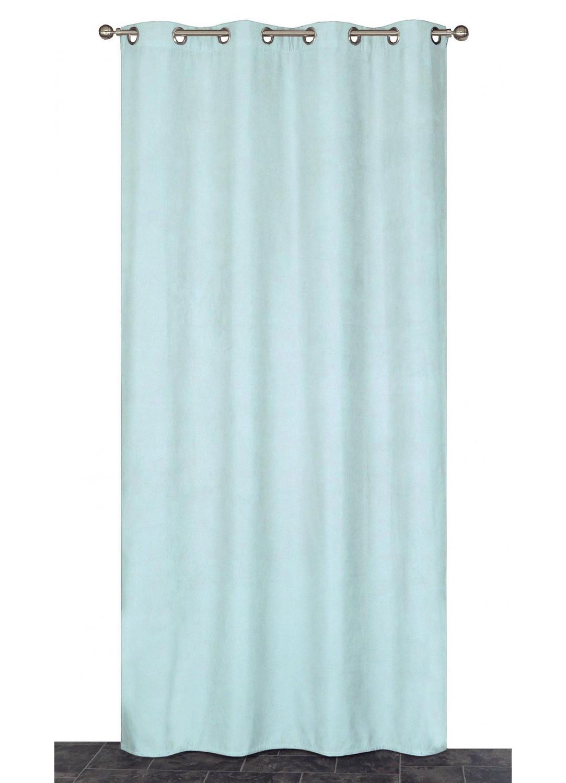 rideau color isolant et thermique glacier p trole noir beige rouge taupe. Black Bedroom Furniture Sets. Home Design Ideas