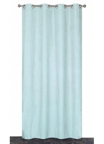Rideau Coloré Isolant et Thermique - Glacier - 140 x 240 cm