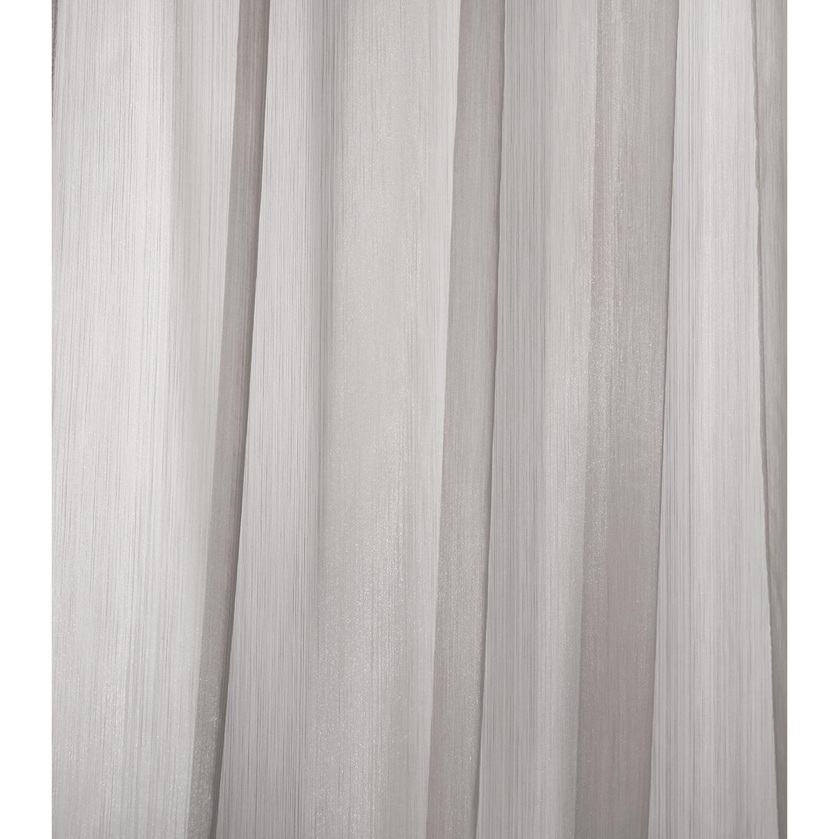 Tissu transparent et léger - Gris Foncé - 3 m