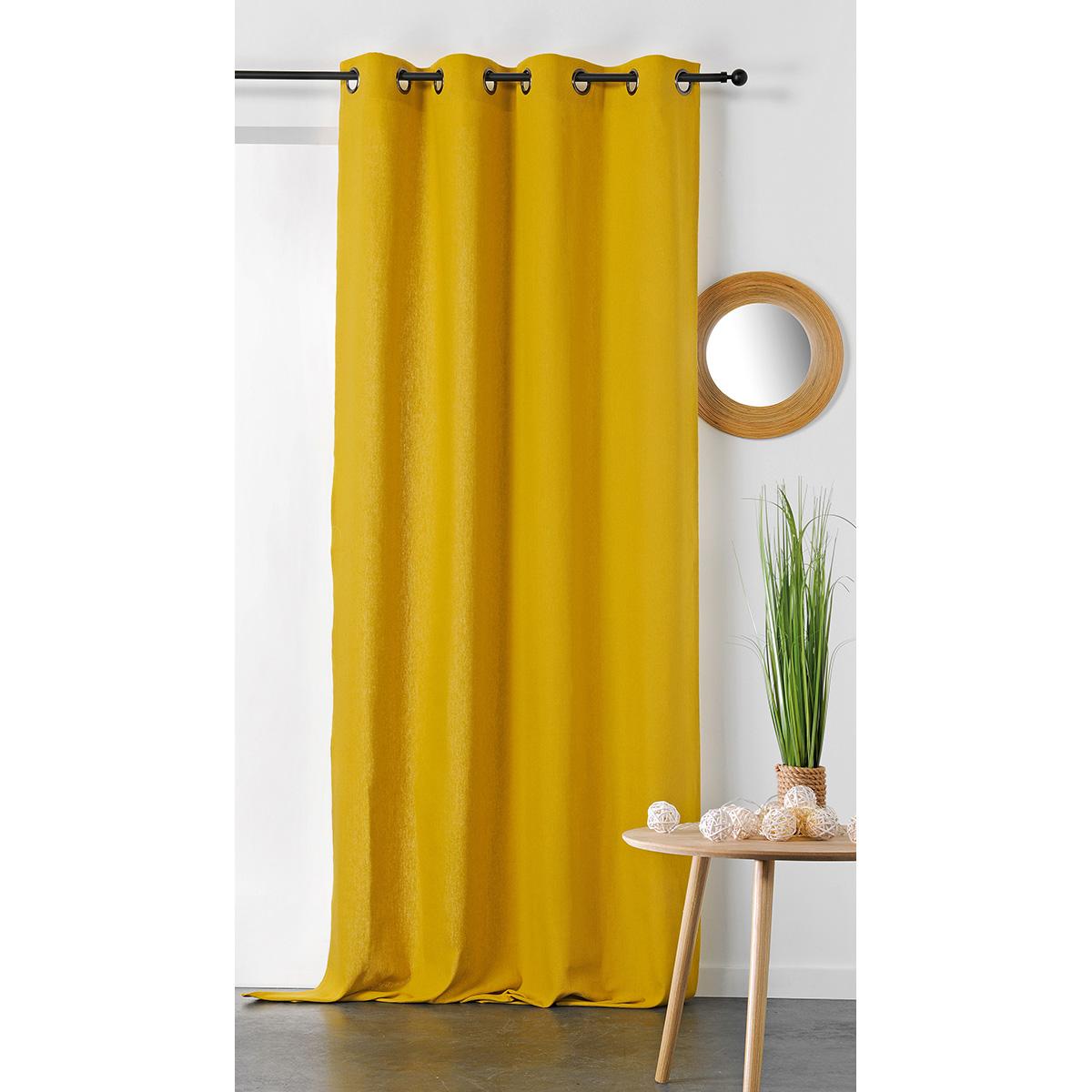 rideau jaune achat vente de rideau