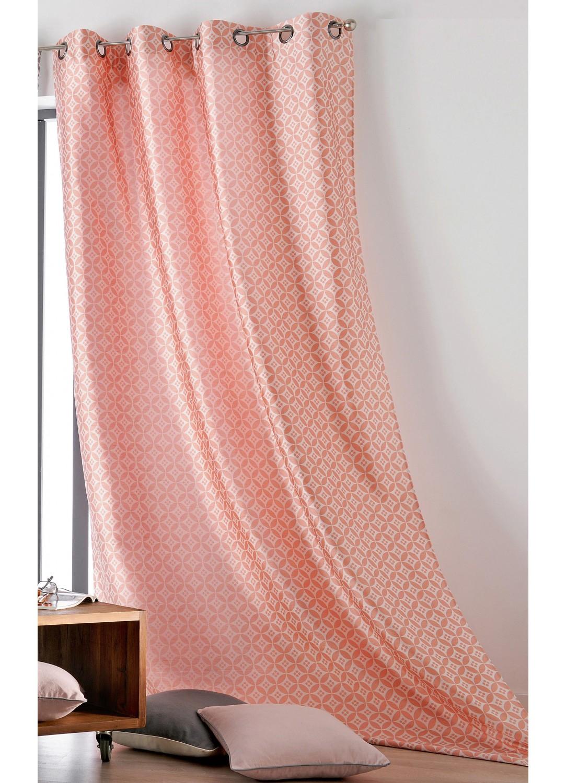 charmant rideau avec motif 5 rideau avec motifs de chargement. Black Bedroom Furniture Sets. Home Design Ideas