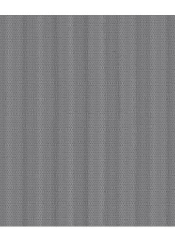 Papier Peint aspect Trame de Tissu - Gris - 10 m x 0,53 m