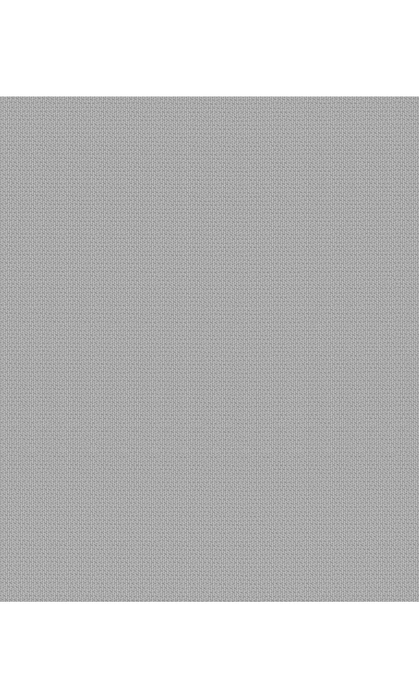 Papier Peint Imitation Tissu - Gris - 10 m x 0,53 m