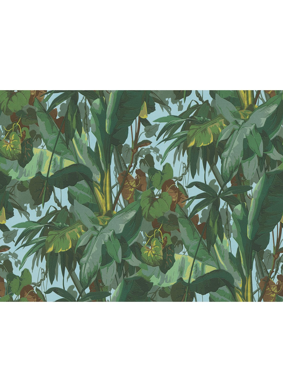 Papier Peint Jungle Homemaison Vente En Ligne Papiers Peints
