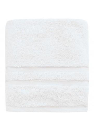 Serviette de Toilette en Coton Peigné Uni 600 gr/m²