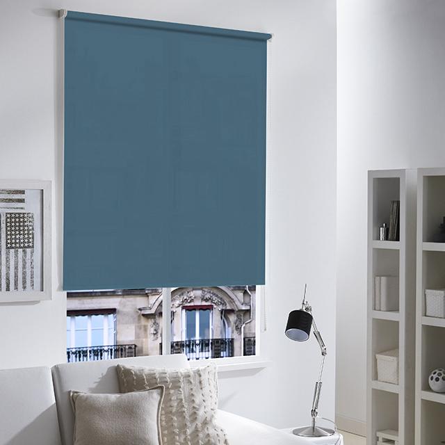 store enrouleur tamisant aux multiples couleurs diff rentes bleu zinc vert sapin. Black Bedroom Furniture Sets. Home Design Ideas