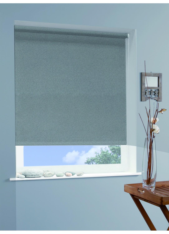 store enrouleur occultant et thermique gris homemaison vente en ligne stores enrouleurs. Black Bedroom Furniture Sets. Home Design Ideas