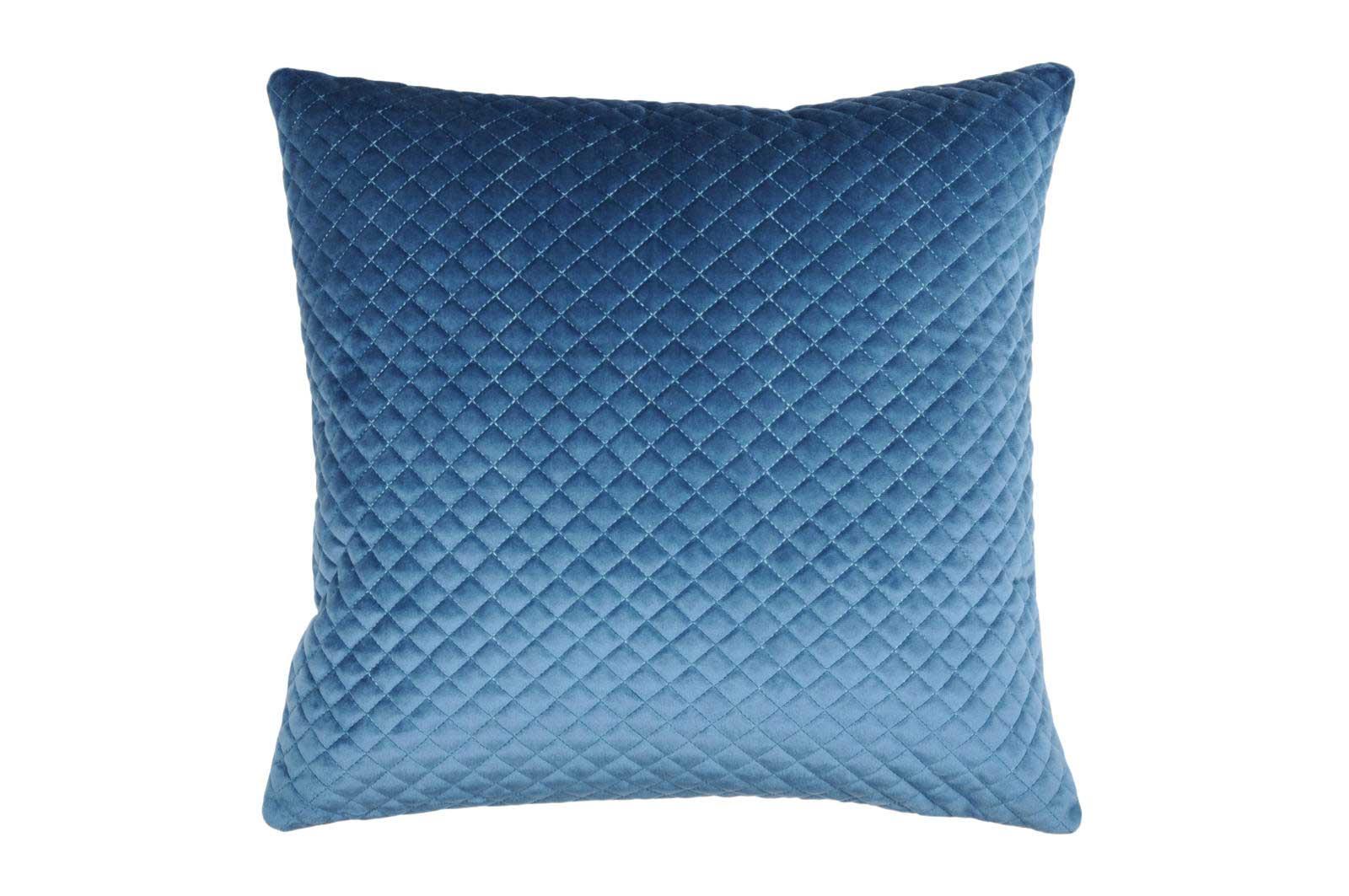 coussin effet matelass bleu camel c ladon noir blanc rouge taupe lin. Black Bedroom Furniture Sets. Home Design Ideas