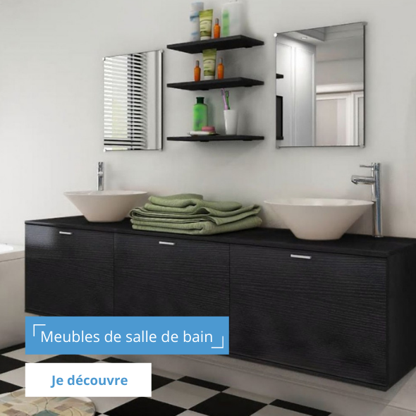 Meubles de salles de bain design