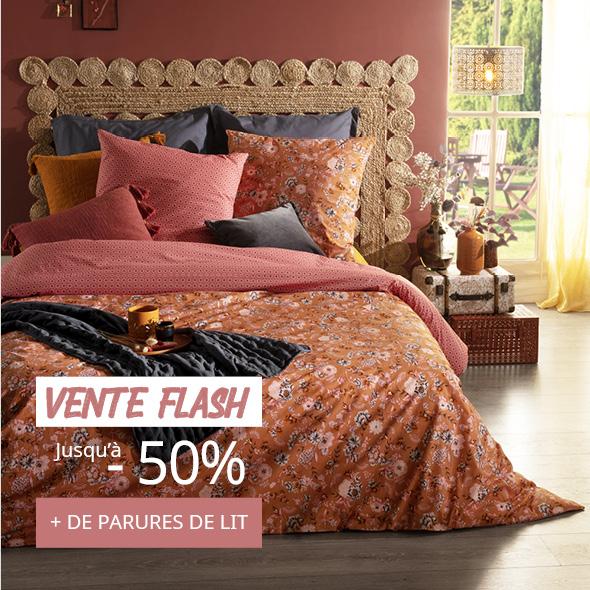 Parures de lit à petits prix