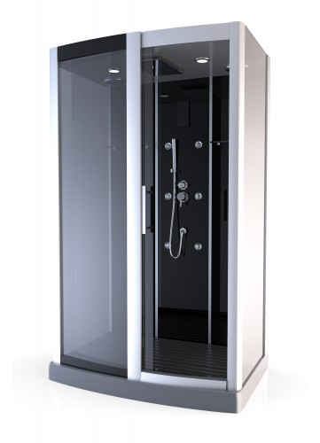 Cabine de douche 'Premium Rectangle'