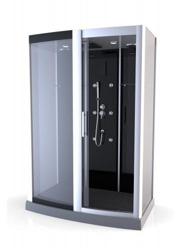 Cabine de douche 'Premium XXL'