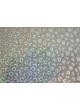 Film adhesif 'Spiral' pour recouvrement de meuble TRANSPARENT