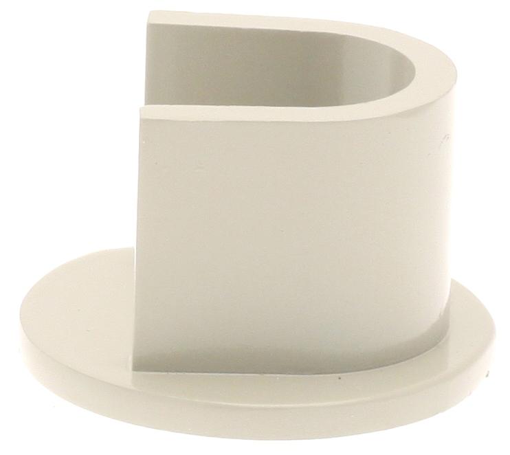 Paire de Supports Entre-Murs pour barre ø 16 mm (Lin)