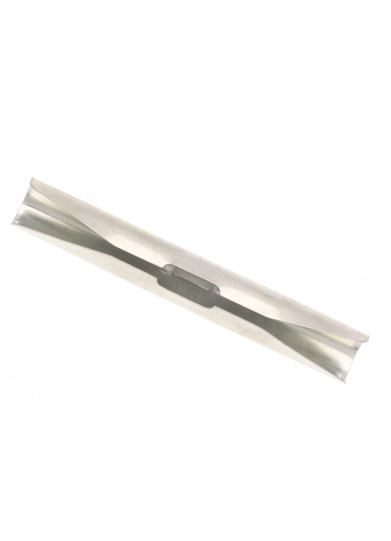 Jonction de tube pour barre diamètre 20mm (Chromé)