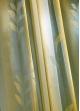 Voilage organza jacquard fil coupé exception  Aqua