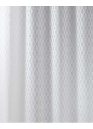 Tissu en Etamine Jacquard à Imprimés