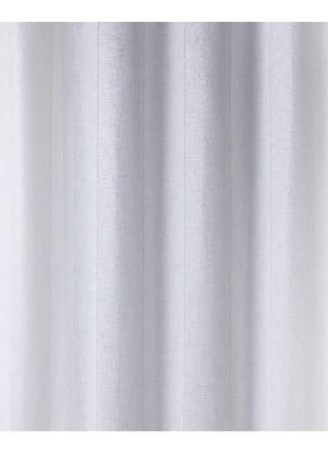 Tissu en Etamine à Rayures Verticales en Lurex