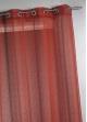 Visillo gran ancho  Rojo